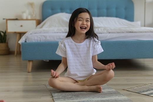 Meditación para niños guiada, el globo