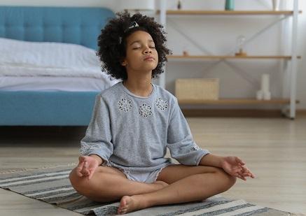 meditación guiadad niños